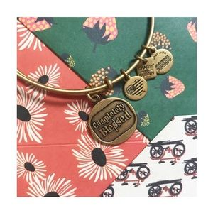 NWT Alex and Ani Completely Blessed Bracelet